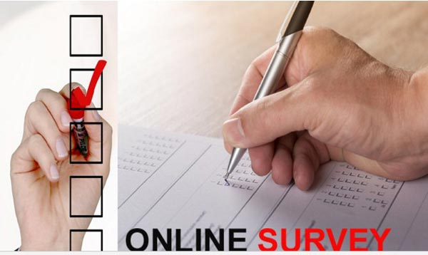 online survey in hindi
