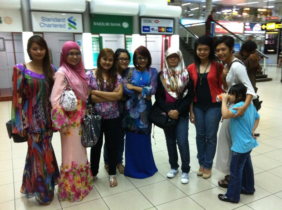 Bana Mah Family Siti Fatimah Azzahraa Berlepas Ke United Kingdom