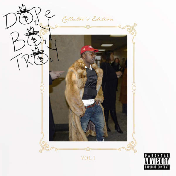 Troy Ave - Dope Boy Troy Cover