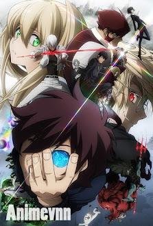 Kekkai Sensen - Blood Blockade Battlefront 2015 Poster