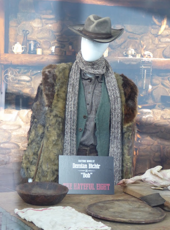 Hateful Eight Bob movie costume