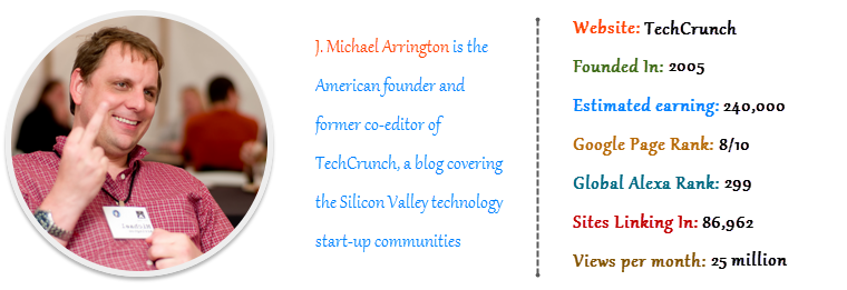 J. Michael Arrington - TechCrunch
