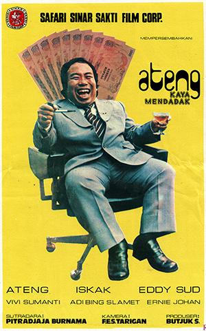 Ateng Kaya Mendadak (1975) VCDRip