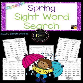 https://www.teacherspayteachers.com/Product/Spring-Sight-Word-Search-Worksheets-3057152
