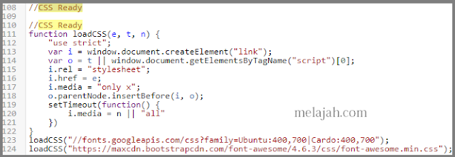 pengertian css dalam pemograman html