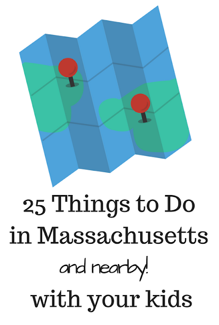 New England Summer vacation ideas in Massachusetts