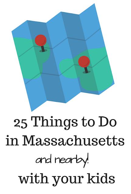 New England Summer vacation ideas in Massachusetts