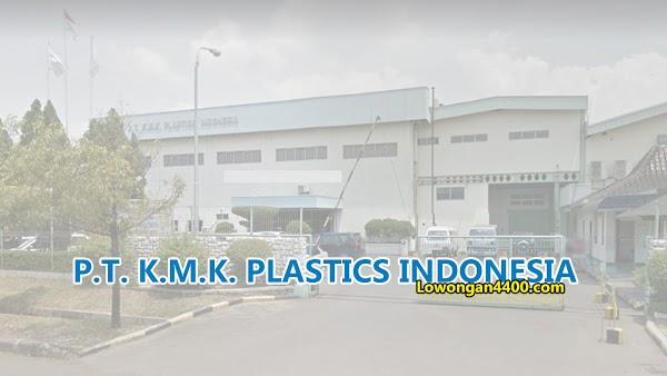 Lowongan Kerja PT. KMK Plastic Indonesia Bulan Juni 2020