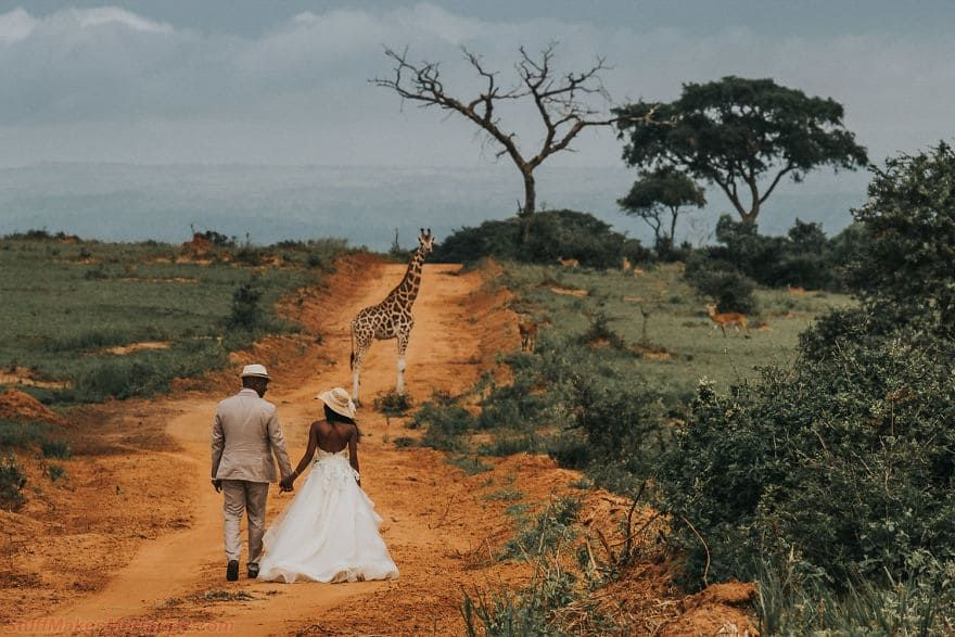World's Best Wedding Photographs You'll See Today