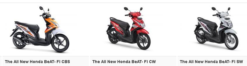Spesifikasi, harga, kelebihan, kelemahan motor All New Honda BeAT PGM-FI terbaru 2014