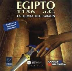 EGIPTO 1156 A.C. LA TUMBA DEL FARAàN
