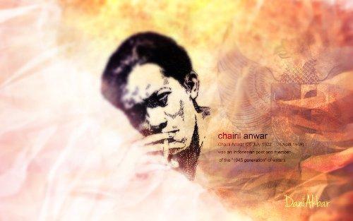 Kumpulan Puisi Chairil Anwar Lengkap