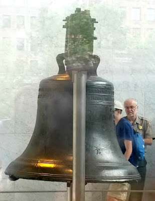Liberty Bell in Philadelphia Pennsylvania