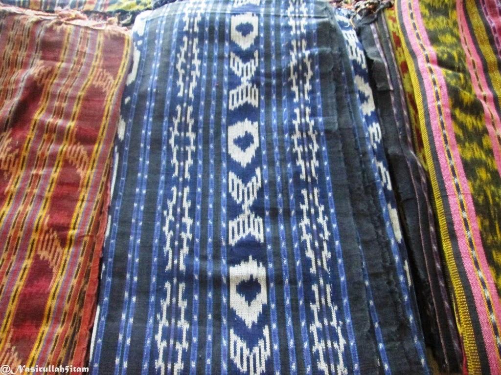 Motif kain tenun Troso, Jepara