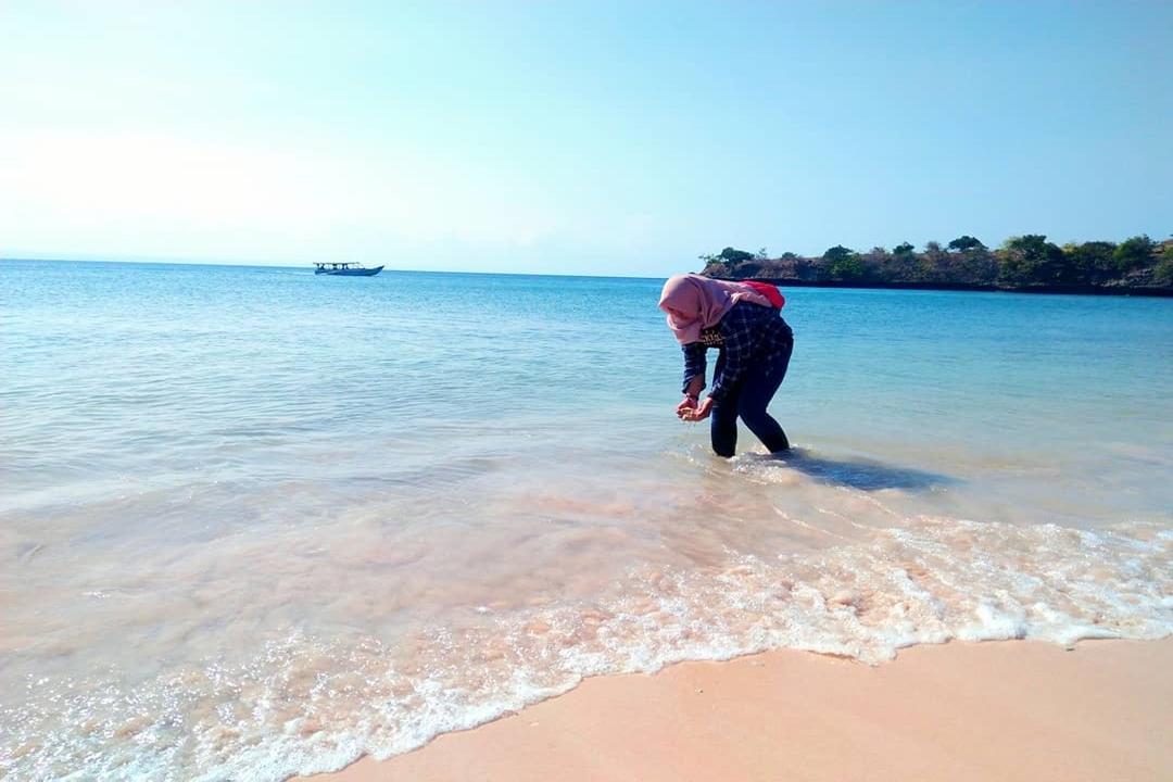 Gambar Tour Pink Beach Lombok by @nissa.anisa_