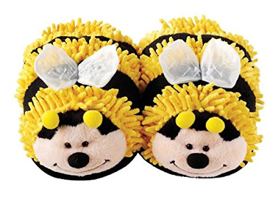 Bumble Bee Slippers