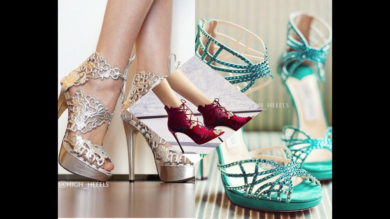 d3668db2d19a beautiful shoes for girls  high heel collection 2019