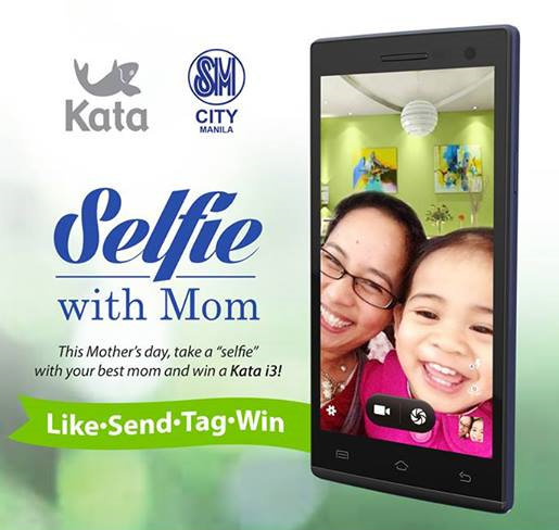Kata Selfie with Mom