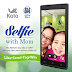 "Join the Kata ""Selfie with Mom"" online promo and win a Kata i3 smartphone!"