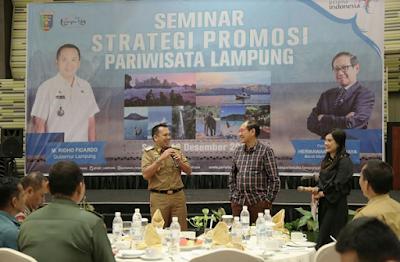 Hermawan Kertajaya Nilai Lampung Istimewa