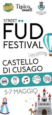 Street Füd Festival 5-6-7 maggio Cusago (MI)