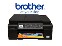 Driver Printer Brother DCP J125