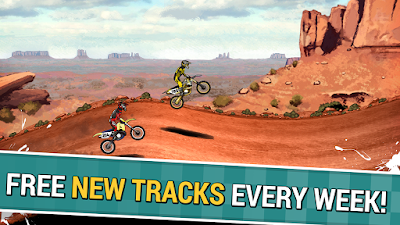 Download Mad Skills Motocross 2 Apk Mod 2