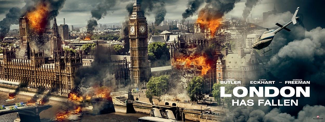 エンド・オブ・キングダム -LONDON HAS FALLEN-