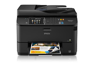Epson WorkForce  Pro- WF 4630 Driver Free Download