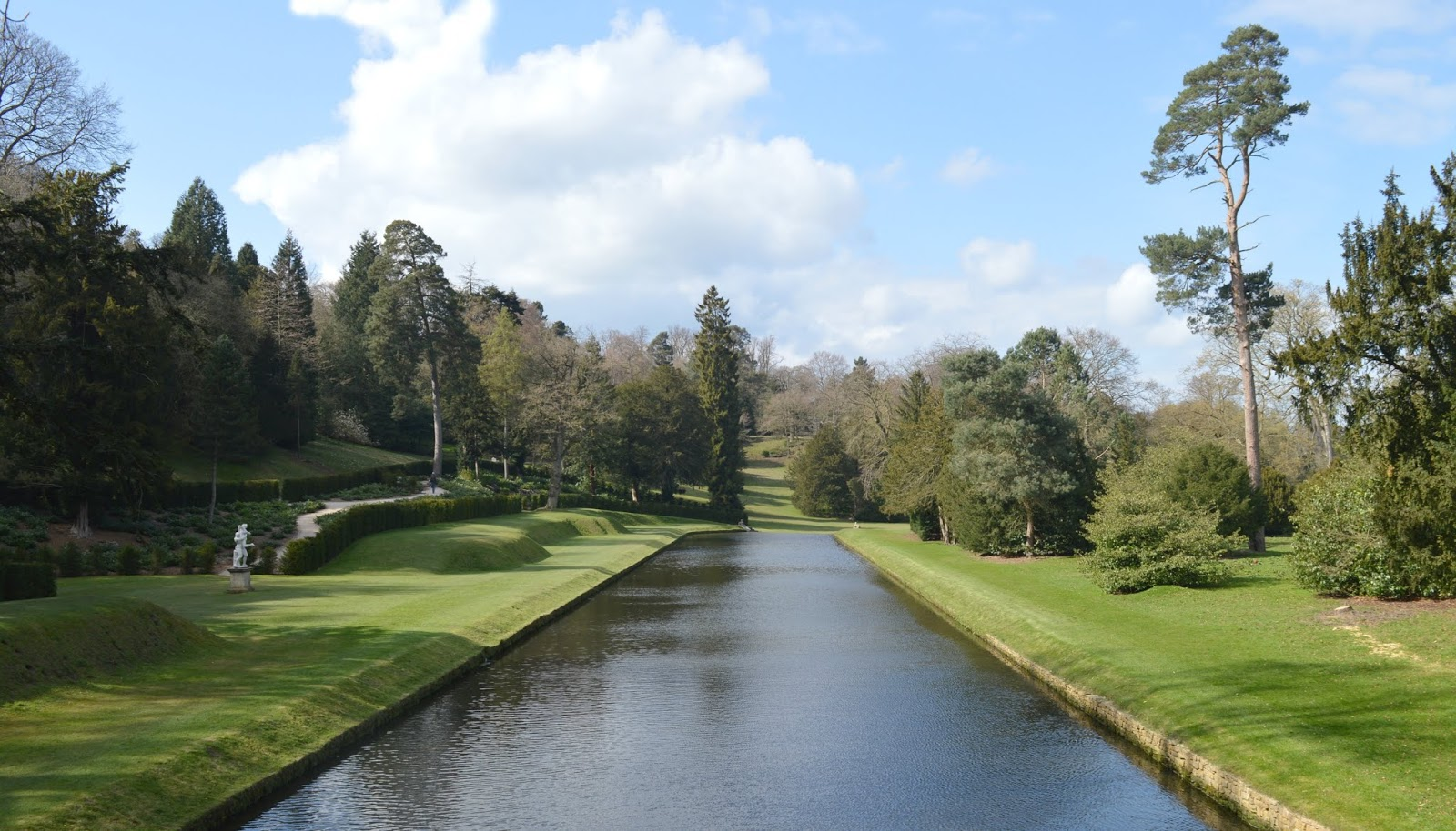 National Trust Studley Royal Water Garden