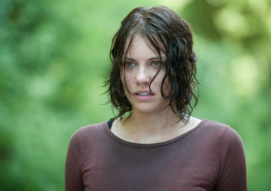 The Walking Dead 4x10 - Inmates - fotos promocionales - Maggie