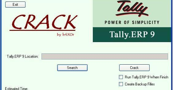 what is tally crack version