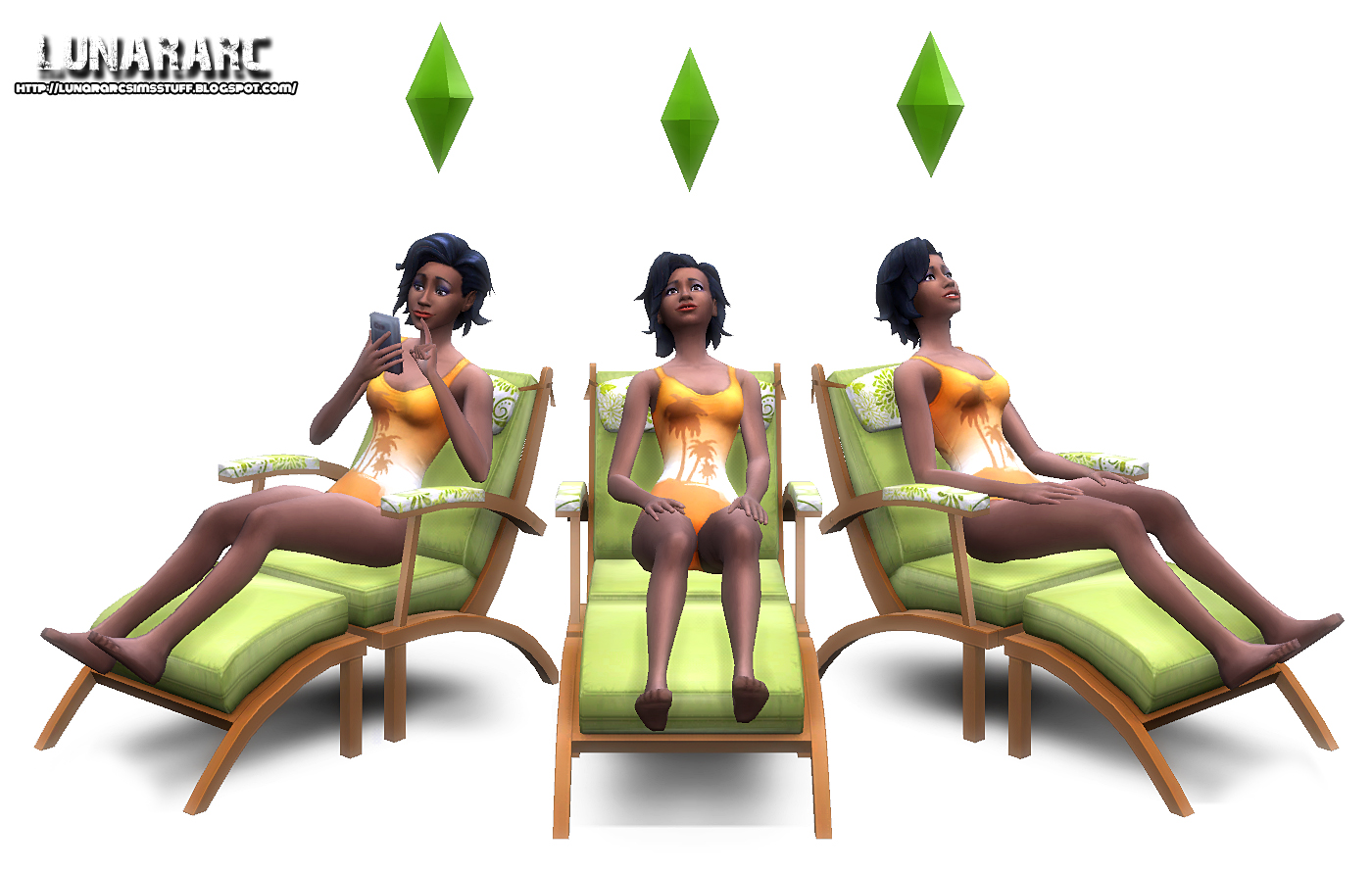 Hanging Chair The Sims 4 Bean Bag Chairs For Adults Lunararc Luana Lounge