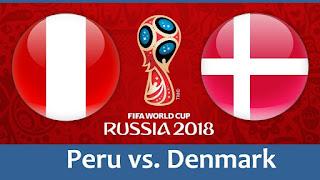 مشاهدة مباراة بيرو و الدنمارك في كأس العالم 2018 بتاريخ 16-06-2018