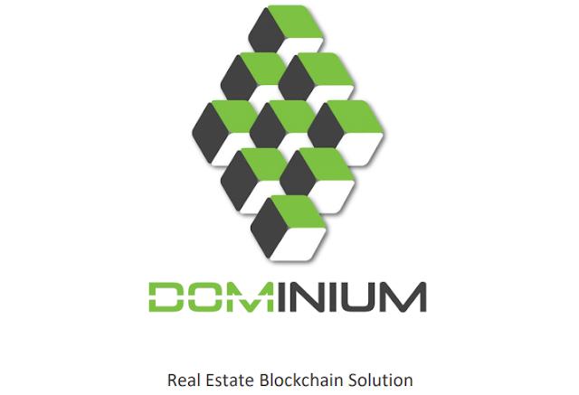 Dominium ICO - Future of Property in Blockchain