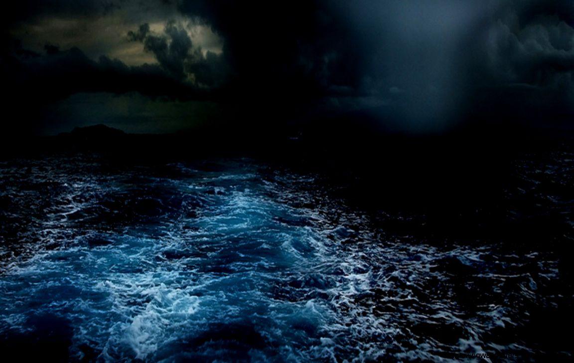 Dark Ocean Storm Wallpaper Amazing Wallpapers