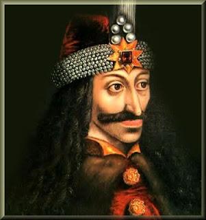 Une peinture de Vlad III Basarab
