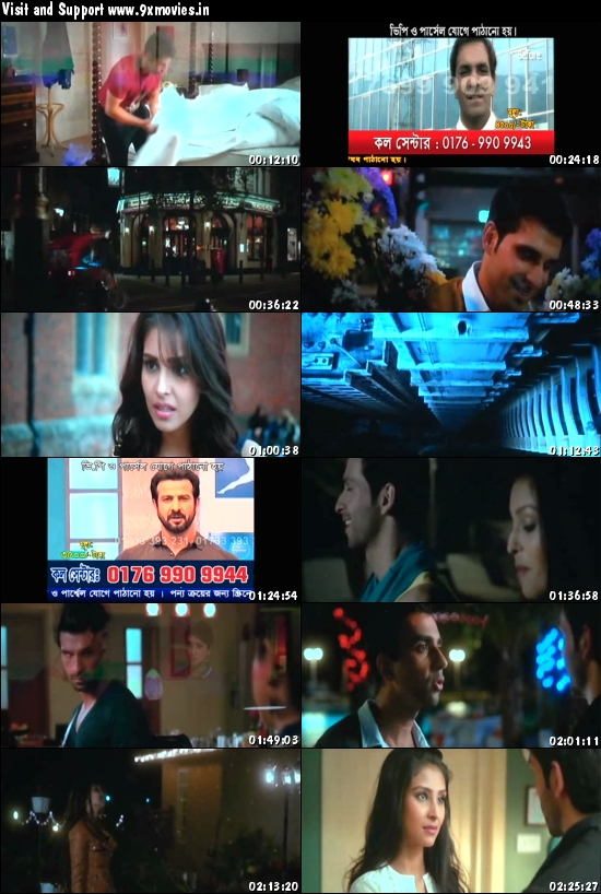 LoveShhuda 2016 Hindi DVDScr 850mb AAC