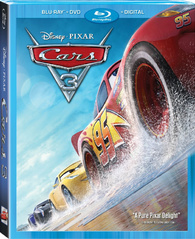 CARS 3 - Blu-ray + DVD + Digital