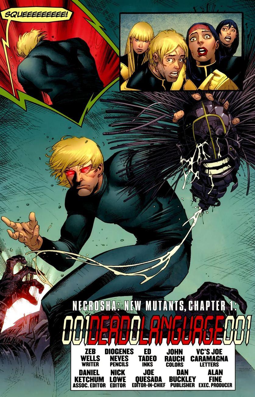 X-Men Necrosha chap 2 trang 24