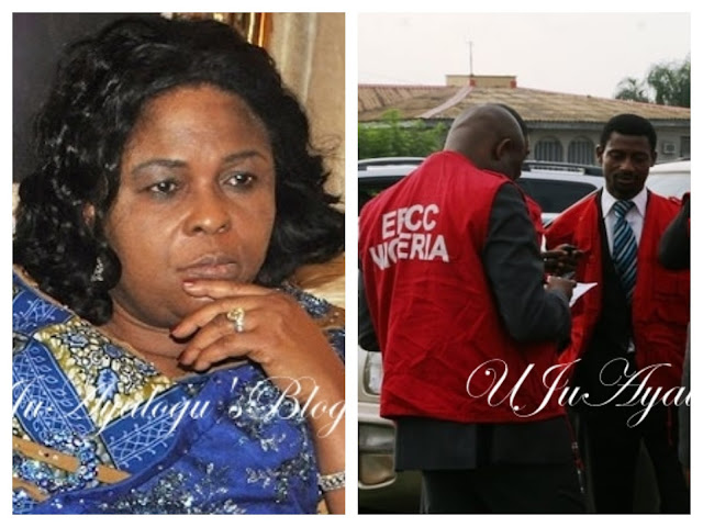 BREAKING: Patience Jonathan loses court case, gets fined N50,000