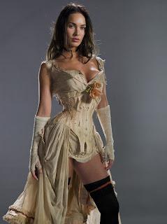Megan Fox Sexy Legs 2