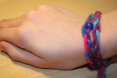 Friendship bracelets for end of summer