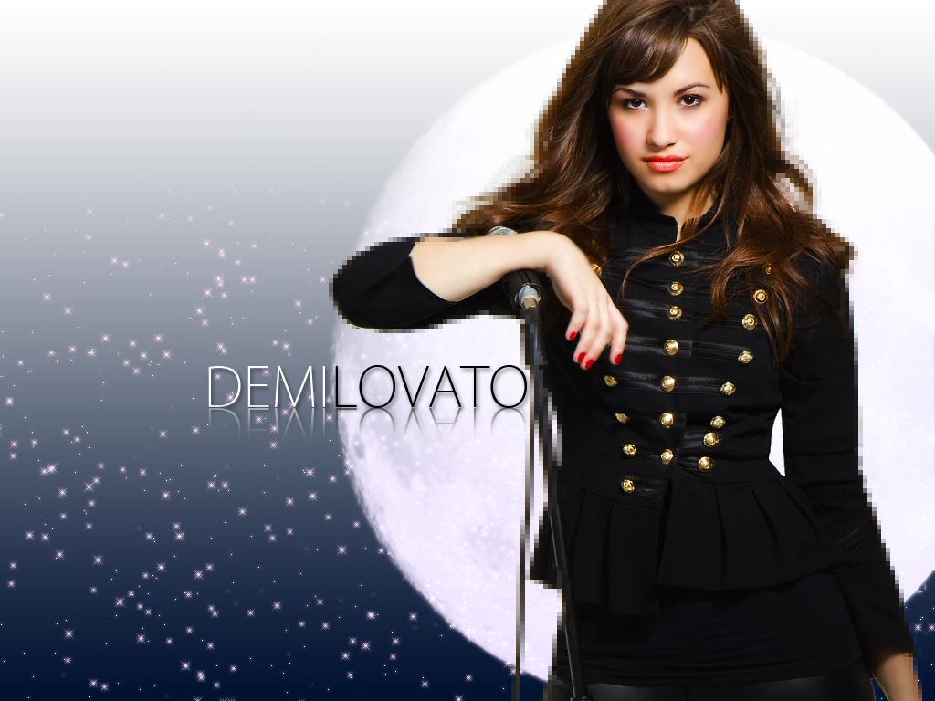 Aravind 3d Wallpapers Cute Girl Demi Lovato Wallpapers Desktop Background