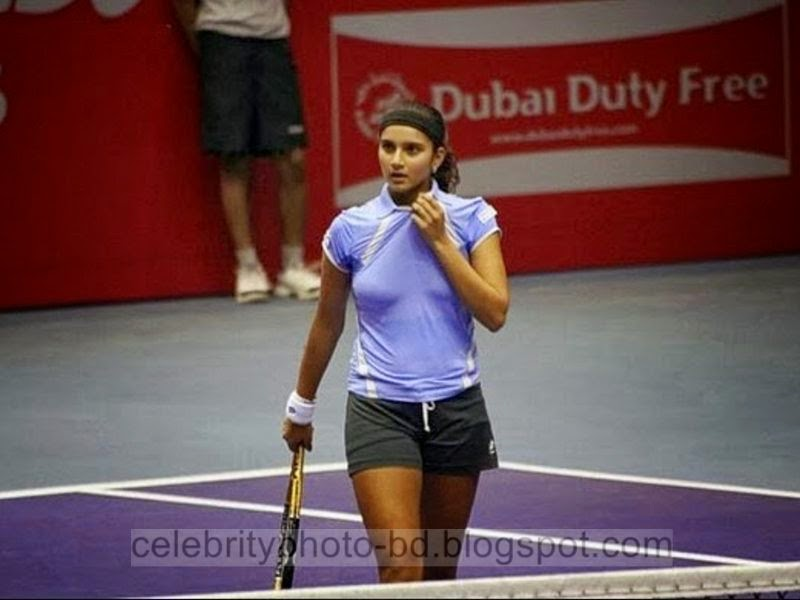 Sania Mirza's Latest Exclusive Private And Unseen Photos Collection 2014-2015