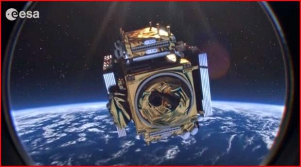 Sentinel-1a ESA Copernicus animatedfilmreviews.filminspector.com