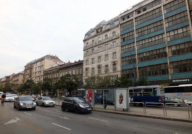 calle de budapest