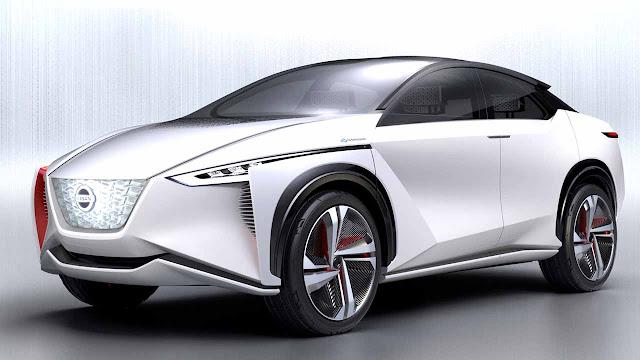 The Nissan IMx Concept Is An Autonomous Electric SUV