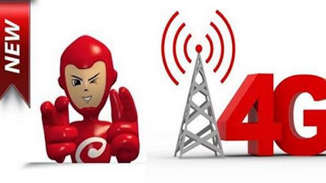 Nikmati Internet Cepat Jaringan Smartfren 4G
