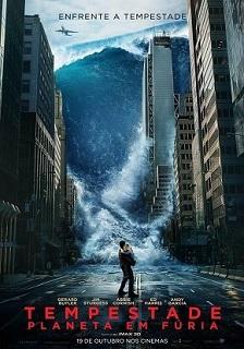 Tempestade – Planeta em Fúria 2018 Torrent Download – BluRay 720p e 1080p 5.1 Dublado / Dual Áudio